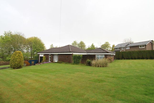 Thumbnail Detached bungalow for sale in Edge Hill, Darras Hall, Newcastle Upon Tyne, Northumberland