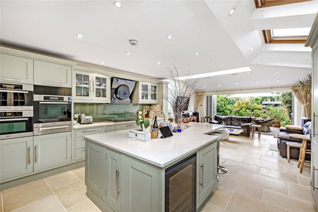 Thumbnail Terraced house to rent in Palewell Park, East Sheen, London