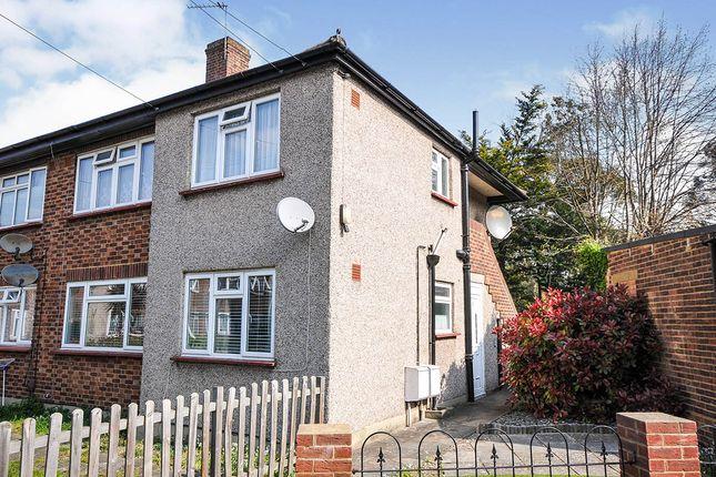 Thumbnail Maisonette for sale in Karen Court, Blyth Road, Bromley, Kent