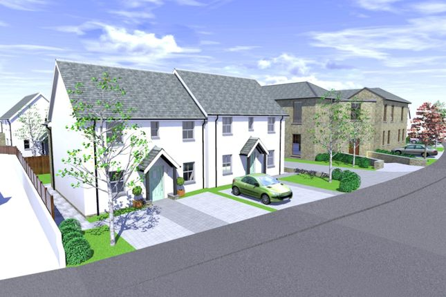 Thumbnail Semi-detached house for sale in Rectory Drive, St. Athan, Barry
