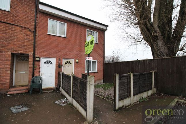 Thumbnail Maisonette to rent in St. Albans Avenue, Ashton-Under-Lyne