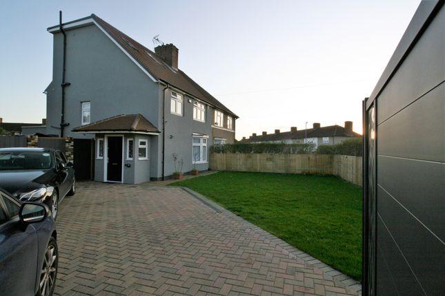 Thumbnail Semi-detached house for sale in Pasture Road, Dagenham