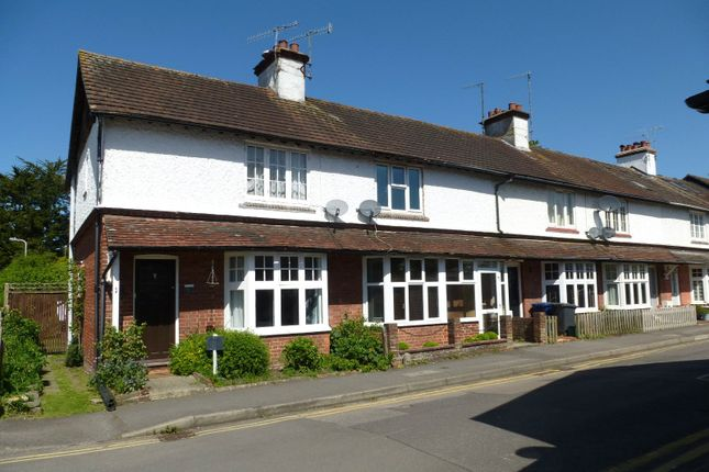 Thumbnail Terraced house to rent in Popes Mead, Haslemere, Surrey