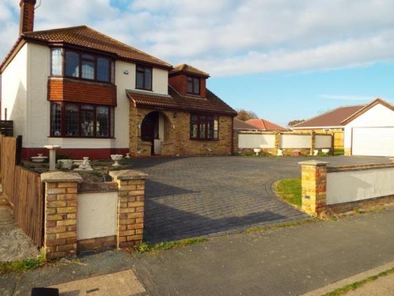 Thumbnail Detached house for sale in Butchers Lane, Walton On The Naze