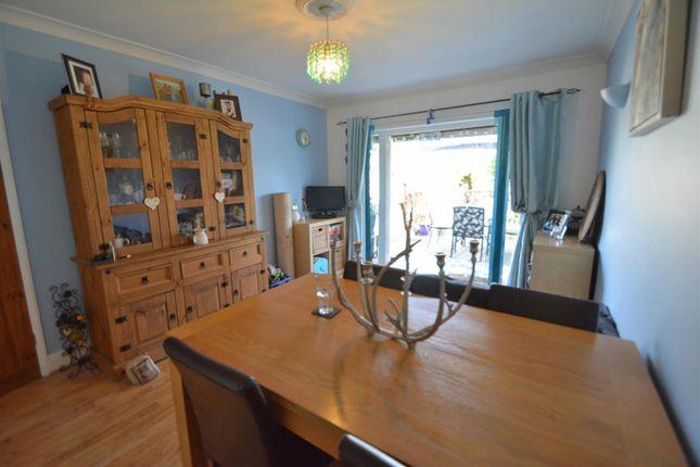 Dining Room of Bennett Street, Long Eaton, Nottingham NG10