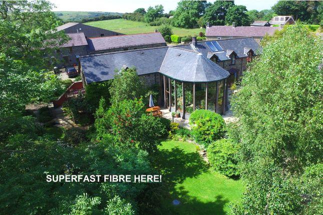 4 bed detached house for sale in Heddfan, Llwyndafydd, Newquay, Ceredigion