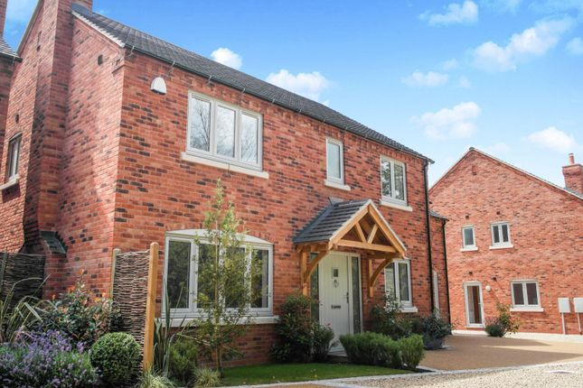 Thumbnail Detached house for sale in 5 Caulkley View, Hartshorne