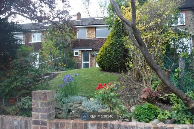 Thumbnail End terrace house to rent in The Fieldings, London