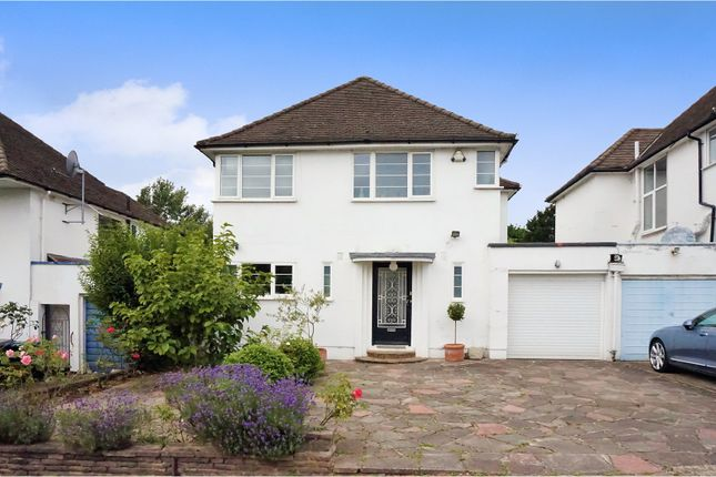 Thumbnail Detached house for sale in Mayfields, Wembley