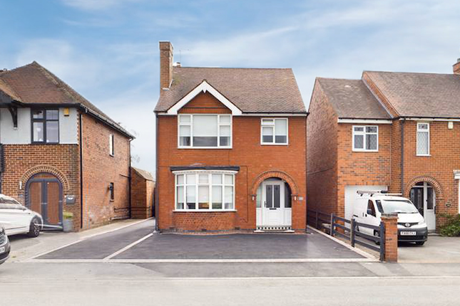 Thumbnail Detached house for sale in Nottingham Road, Ripley