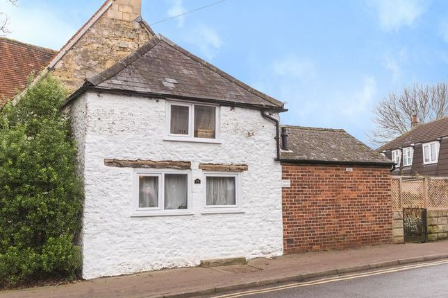 Thumbnail Cottage for sale in Cowley Road, Littlemore, Oxford