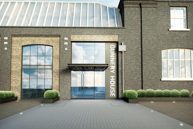 Thumbnail Office to let in Cornwallis Road, London