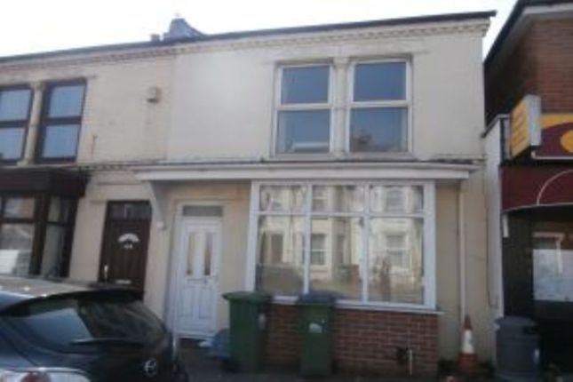 4 bed terraced house to rent in Woodside Road, Southampton