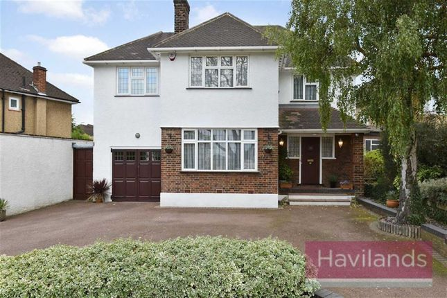 Thumbnail Detached house for sale in Merrivale, London
