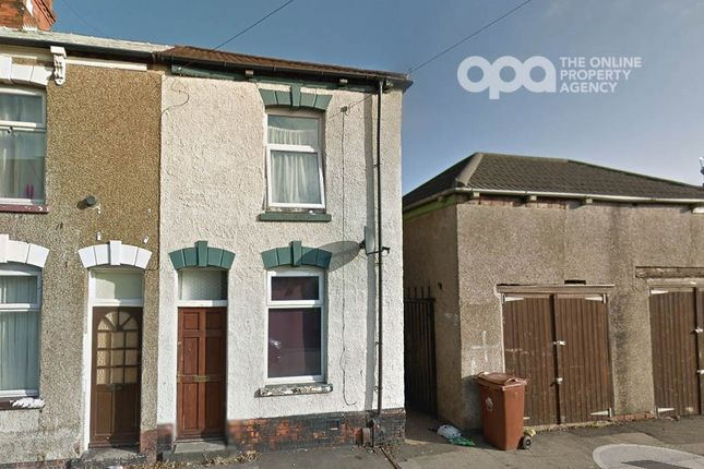 3 bed terraced house for sale in Hildyard Street, Grimsby DN32