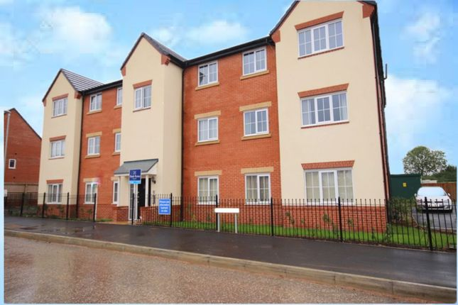 Thumbnail Flat to rent in Rotary Way, Shavington, Crewe