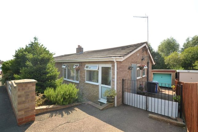 Thumbnail Bungalow for sale in Severn Way, Kettering