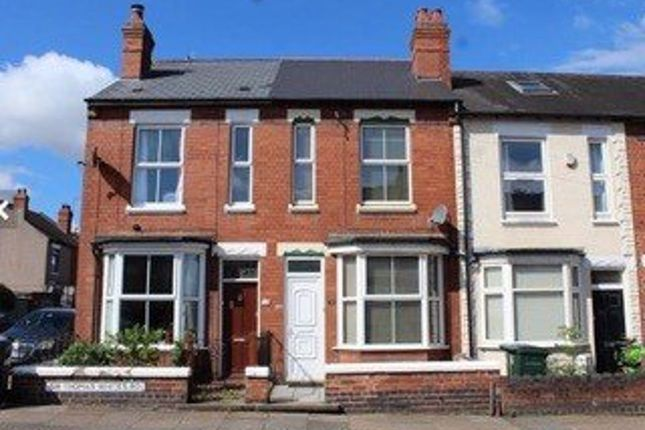 Thumbnail Property to rent in Sir Thomas Whites Road, Coventry