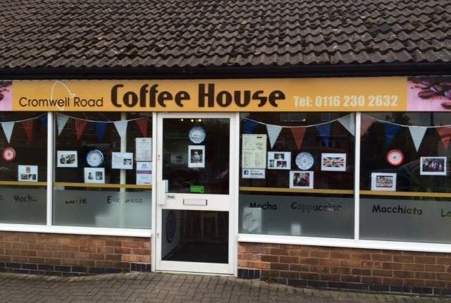 Restaurant/cafe for sale in 14 Cromwell Road, Loughborough