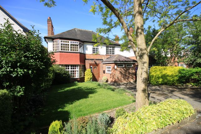 Thumbnail Detached house for sale in Brooklands Park, Blackheath