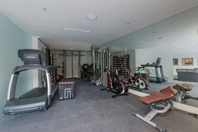 Fitted Gym of Yaffle Road, Weybridge KT13