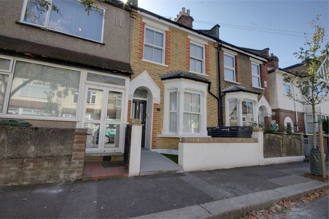 Thumbnail Terraced house to rent in Lancaster Road, Walthamstow, London