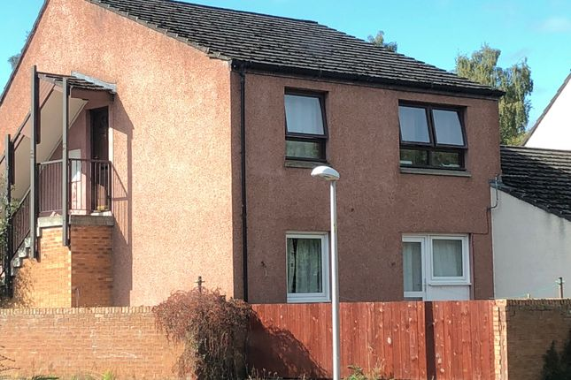 Thumbnail Flat for sale in Woodlands Court, Inverness