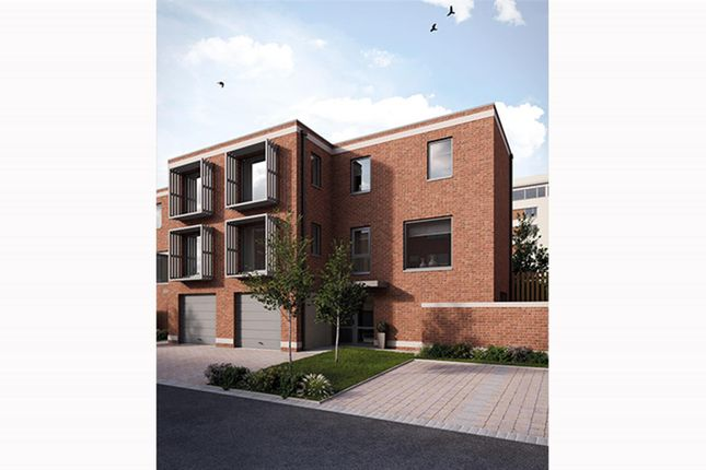 Thumbnail Town house for sale in Langdon Road, St. Thomas, Swansea