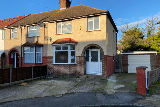 Thumbnail End terrace house to rent in Princes Park Parade, Hayes