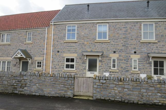 Thumbnail Terraced house to rent in West End, Somerton