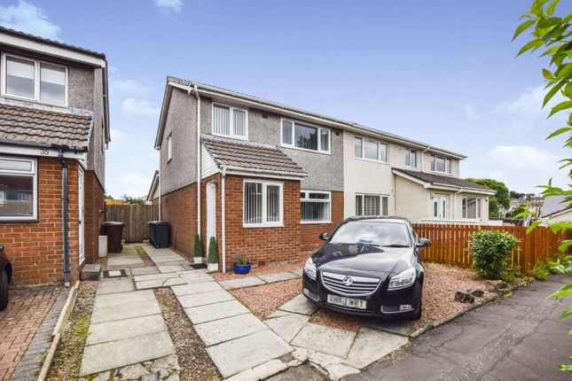 Thumbnail Semi-detached house for sale in Mailerbeg Gardens, Glasgow