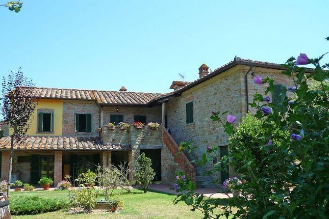 Loggia of Molino Dello Zoppo Val di Chio, Castiglion Fiorentino, Tuscany