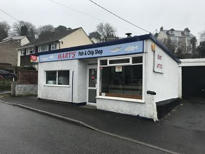 Restaurant/cafe for sale in Harts Fish And Chips, 31, Grove Road, St Austell, Cornwall