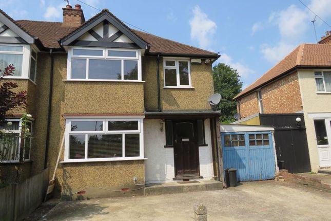 Thumbnail Semi-detached house to rent in Long Lane, Hillingdon, Uxbridge