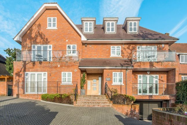 Thumbnail Flat to rent in Elms Road, Harrow