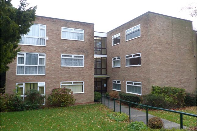 Thumbnail Flat for sale in Sheepmoor Close, Birmingham