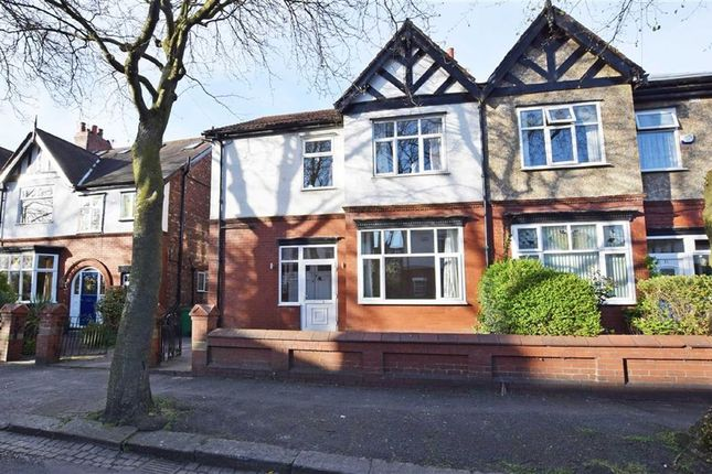 Thumbnail Semi-detached house for sale in Veronica Road, Didsbury, Manchester