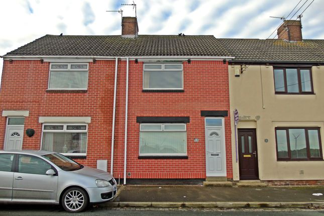 Thumbnail Terraced house for sale in Albert Street North, Thornley, Durham