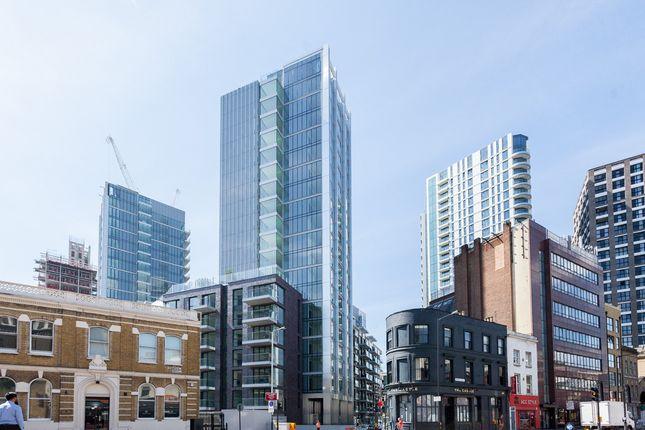 Thumbnail Flat to rent in Alie Street, Goodmans Fields