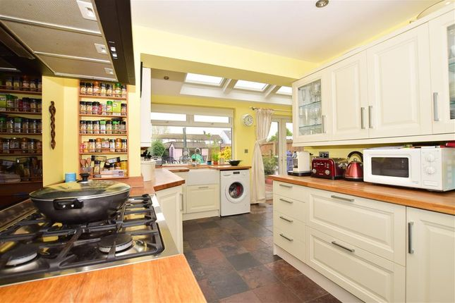 Semi-detached house for sale in Bruce Close, Welling, Kent