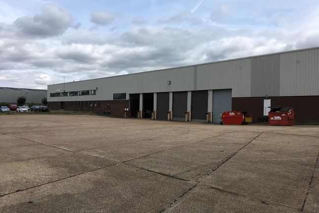Thumbnail Warehouse to let in Unit 10 Oriana Way, Nursling Industrial Estate, Nursling, Southampton, Hampshire
