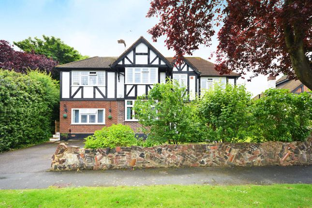 Thumbnail Detached house for sale in Chestnut Avenue, Stoneleigh