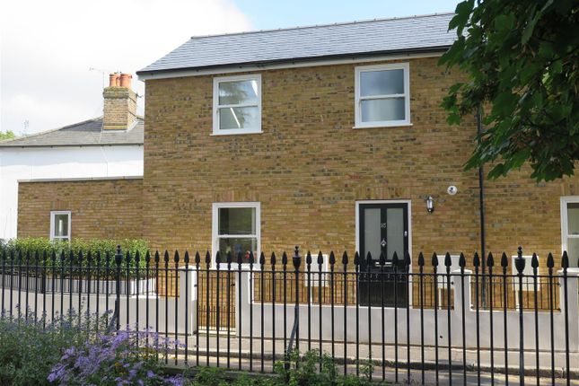 Thumbnail Semi-detached house for sale in Holly Road, Twickenham