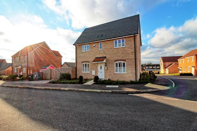 Semi-detached house for sale in Dray Gardens, Buntingford