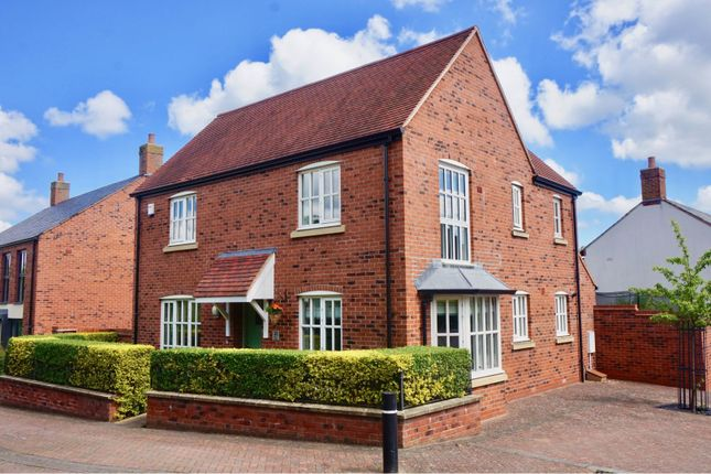 Thumbnail Detached house for sale in Stainburn Road, Telford
