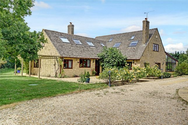 Thumbnail Detached house for sale in Cogges Lane, Stanton Harcourt, Witney, Oxfordshire