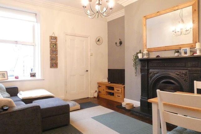 Thumbnail Maisonette to rent in Brookfield Terrace, Pelaw, Gateshead