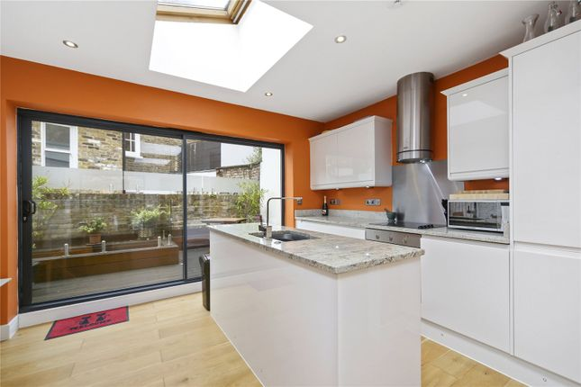 Thumbnail Terraced house for sale in St. Philips Way, London
