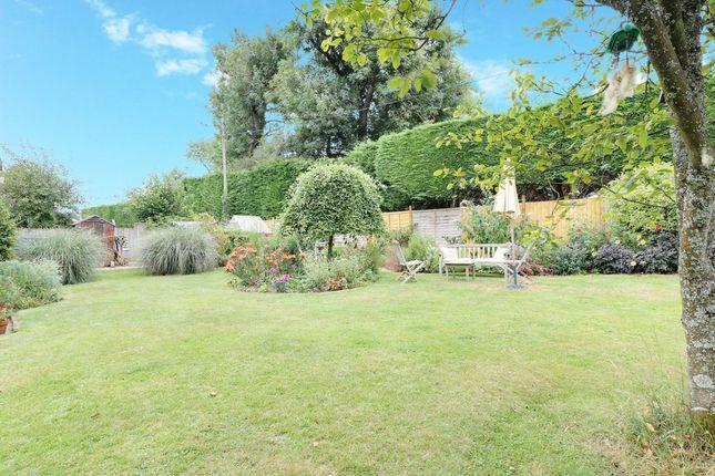 Garden At Back of Hannington, Tadley RG26