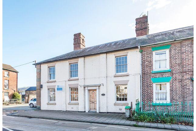 Thumbnail Terraced house for sale in 4 Waterloo Terrace, Welshpool